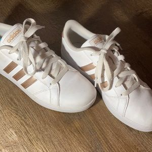 COPY - Adidas Women's Cloud-foam Rose gold Sneaker